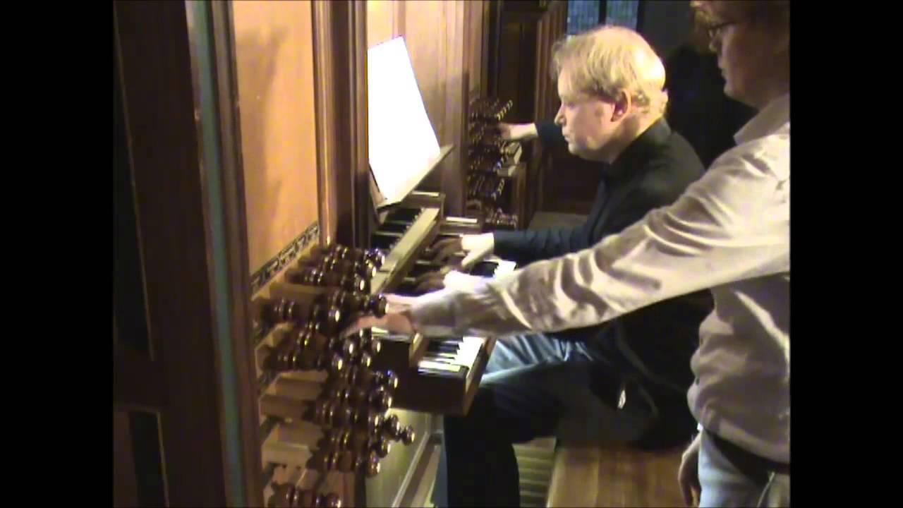 Jeanne Demessieux - Franck: Trois Chorals