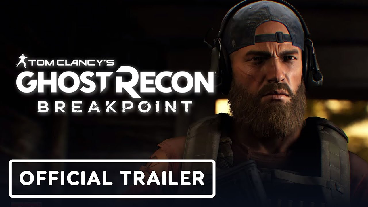 Ghost Recon Breakpoint: Red Patriot - Official Cinematic Trailer | Ubisoft Forward thumbnail