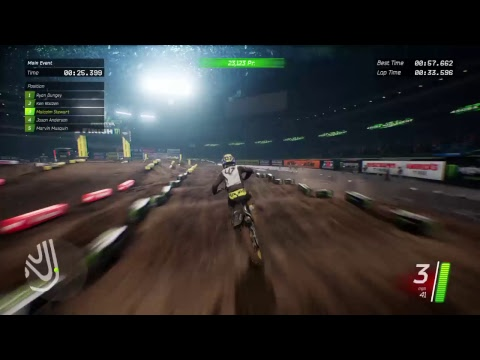 Mile High Gaming // Monster Energy Supercross