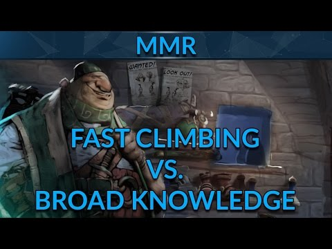 Boost MMR vs. Broad Game Knowledge | Dota 2 Guide by Game-Le