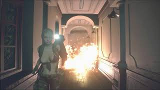 Sexy Quiet From Metal Gear Solid In Resident Evil Remake