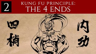 """Shaolin Kung Fu Theory: The """"4 Ends"""" principle explained"""