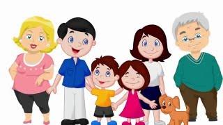 Урок 5 Англійська мова 1 клас. My family Частина 3