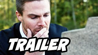 Arrow Season 4 Episode 10 Trailer Breakdown