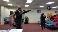 Evangelist Laneuville Dawes At Pentab West Palm HE'S COMING BACK ARE YOU READY