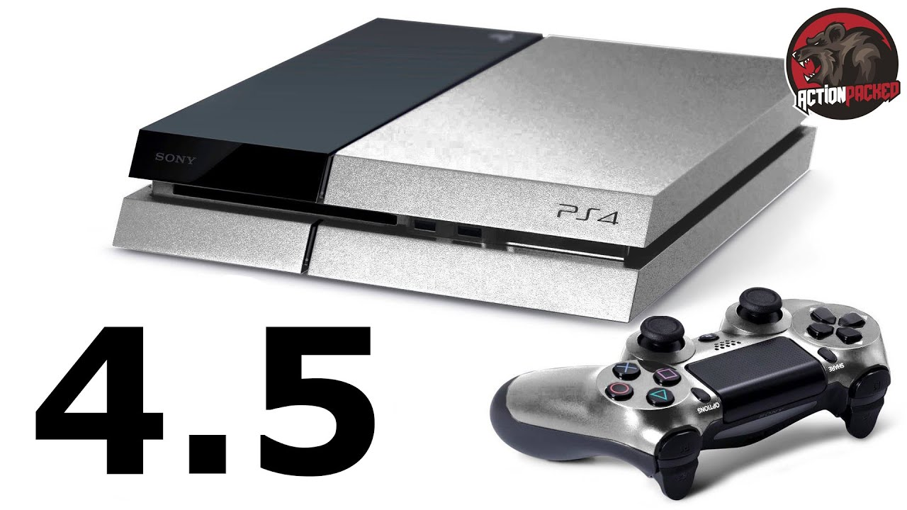 ps4 5 leaked 4k quality 39 rumor 39 better for playstation. Black Bedroom Furniture Sets. Home Design Ideas