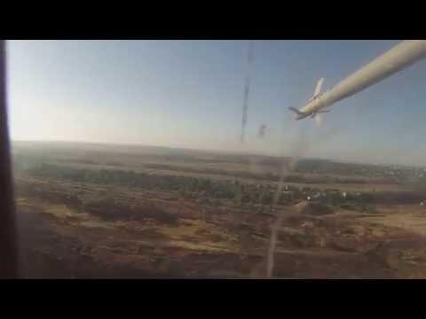 Ukrainian Mi 24 shot down, 20 august 2014 HD