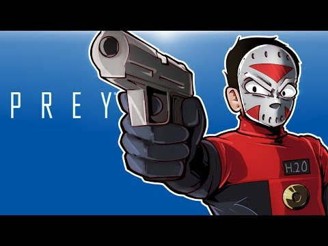 PREY - TURN ON THE REACTOR! (Close to the end!) Episode 14
