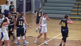 Riqyia Harris #32 Catholic Central H.S. Basketball Highlights (Junior Mix)