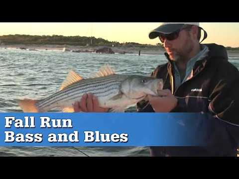 Fishers Island Stripers and Blues Full Episode S13 Ep06