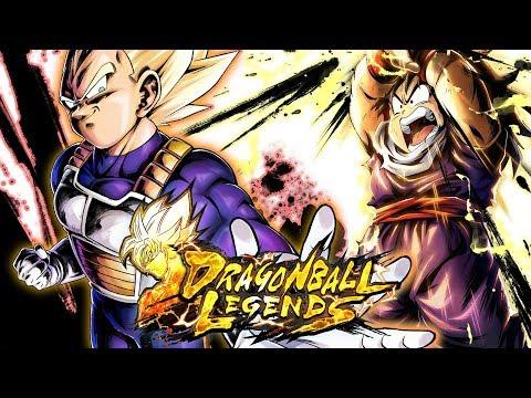 PVP Grind || Dragon Ball Legends