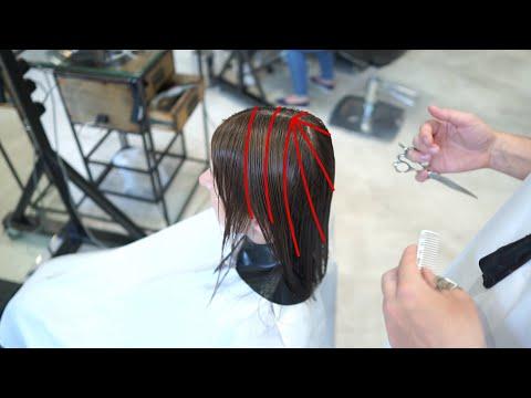 how-to-cut-quick-layers,-layered-haircut-for-medium-hair---nikitochkin