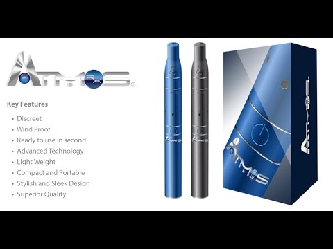 The Atmos RX Dry Herb Vaporizer Review Best Combustion Vape Pen for 2015