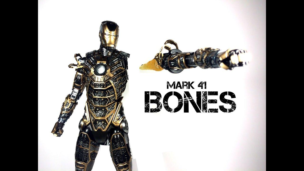 Hot Toys Iron Man 3 Bo...