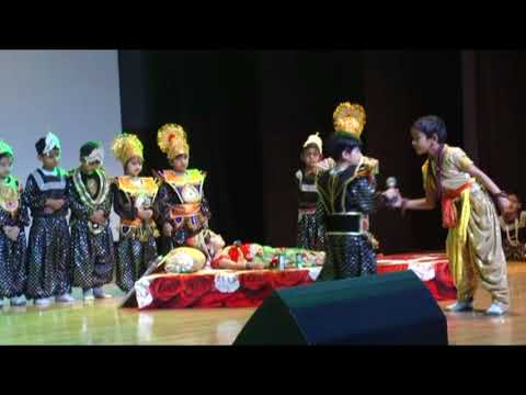 English Drama Competition: UKG S(23rd March 2018)