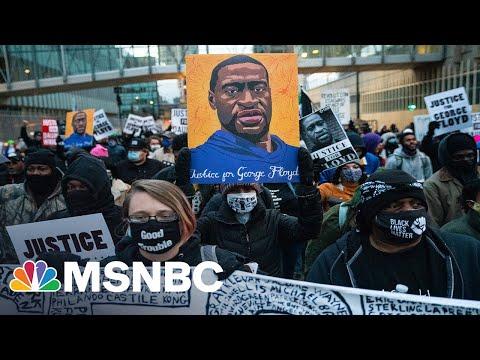 Velshi: Protesting For Change   MSNBC