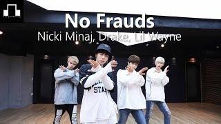 Nicki Minaj, Drake, Lil Wayne - No Frauds  dsomeb choreography & dance (beatbox....