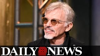 Billy Bob Thornton Won't Stop Talking About Brad Pitt And Angelina Jolie