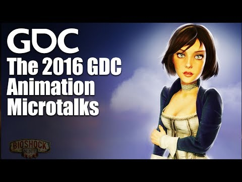 The 2016 GDC Animation Microtalks