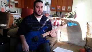 Carvin JB200C Jason Becker Tribute Guitar Review