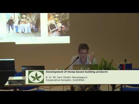 Development of Hemp-based building products B. Sc. Mr. Sani Okretic Resulbegovic - WHC2016