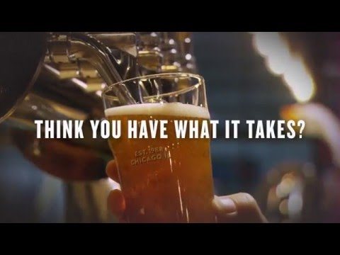 World Of Beer - Drink It Intern
