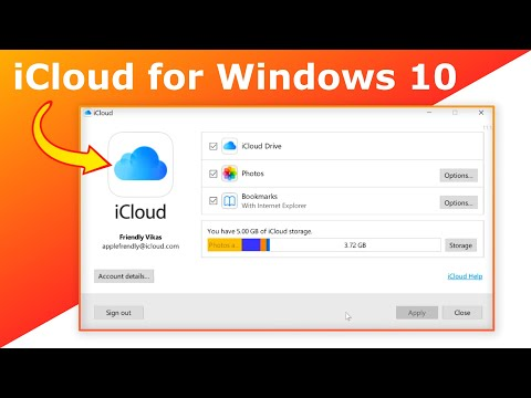ICloud For Windows 10! [EVERYTHING EXPLAINED] - 2020