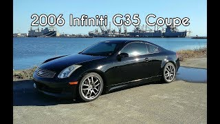 Tuned 2006 Infiniti G35 Coupe Review - The B+ Student