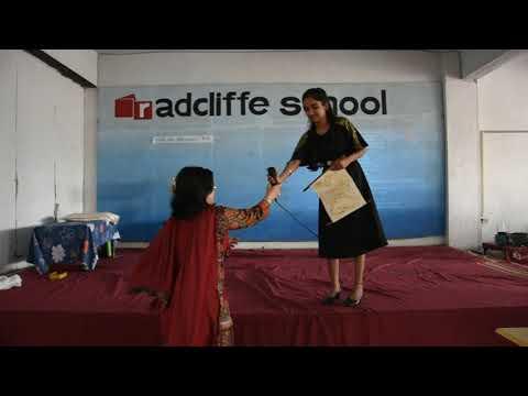 RADCLIFFE SCHOOL KHARGHAR - A WALK DOWN SHAKESPEARE AISLE - PART 3