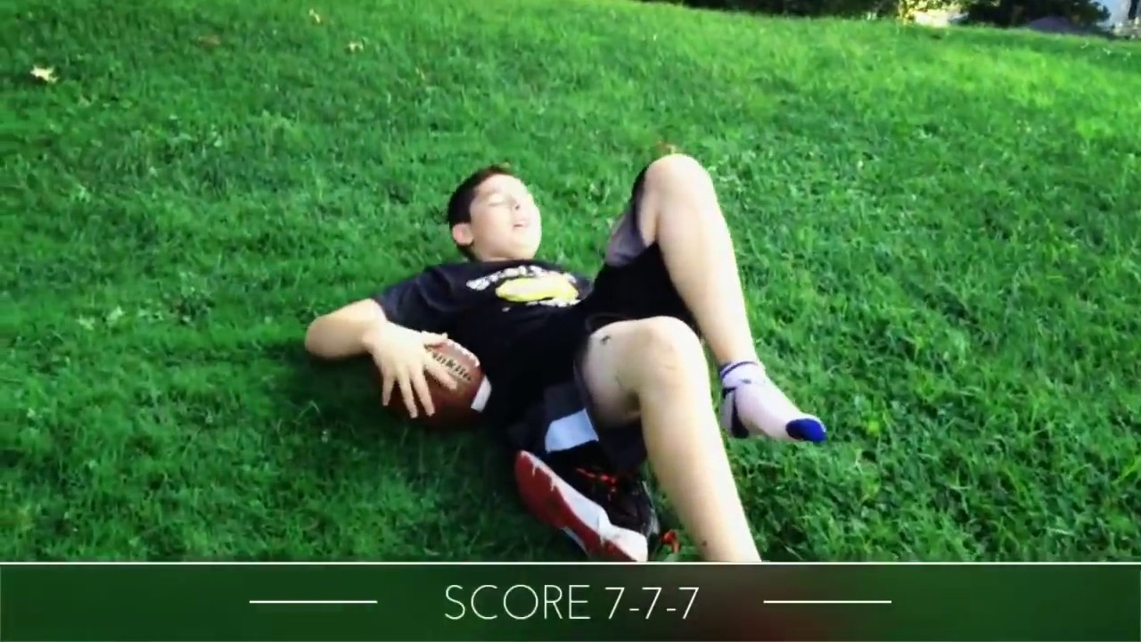 backyard tackle football vol 2 youtube