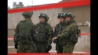 روسيا تجهز معسكر ل٥٠٠ جندي غرب حماه مع ٤ مراكز مراقبة..ما هي خطتهم هناك؟-تفاصيل