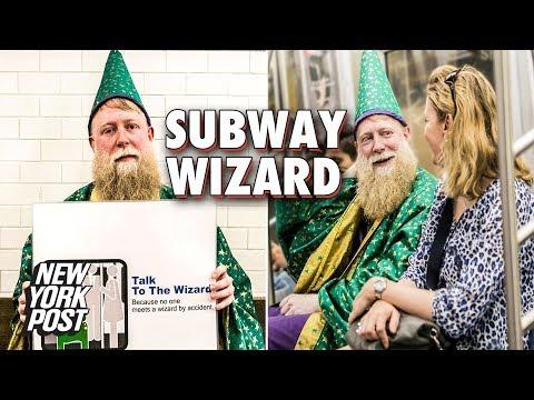 Kelsey's Playground - Subway Wizard of New York