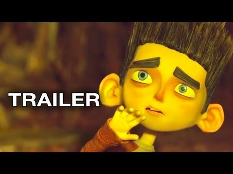 ParaNorman Official Trailer #3 (2012) - Stop Motion Movie