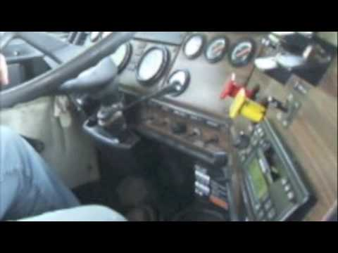 2000 Freightliner FLD 120 Ebay Movie - YouTube