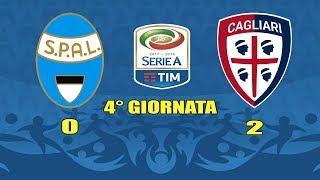 Video Gol Pertandingan SPAL 2013 vs Cagliari