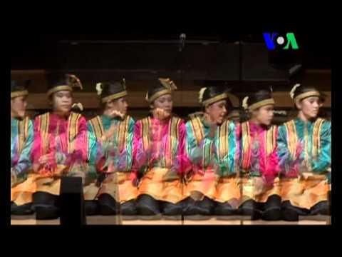 Paduan Suara Anak Remaja Indonesia Cordana  Liputan Pop Culture VOA untuk Dahsyat  YouTube