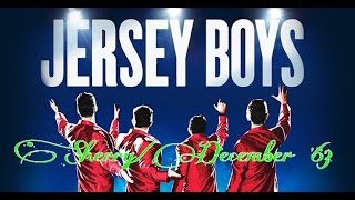 Jersey Boys - Sherry/December 63 Lyrics (Frankie Valli and The Four Seasons)