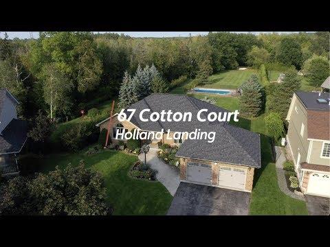 67 Cotton Court - Holland Landing