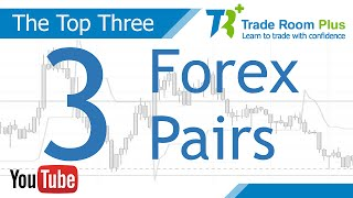 The Top 3 Forex Pairs to Trade