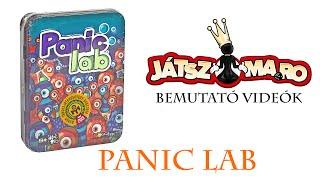 Panic lab bemutató