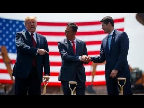 Foxconn plant may hurt people in Wisconsin