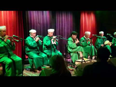 Master musicians of Jajouka, live in Stockholm 2017, part 2/3