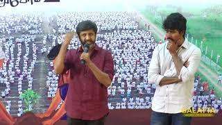 அரசியல்  நம்மை எப்போதும் காப்பாற்றாது |  Mohan Raja Mass Speech