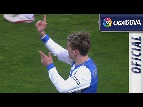 Resumen de Real Sociedad (3-1) FC Barcelona - HD - Highlights