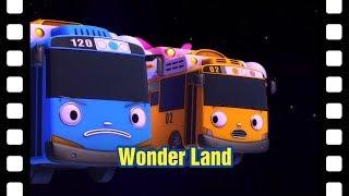 📽Wonderland l Meet Tayo's Friends #16 l Tayo the Little Bus