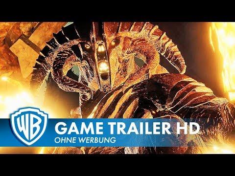 MITTELERDE: Schatten des Krieges – Launch Trailer Deutsch HD German (2017)