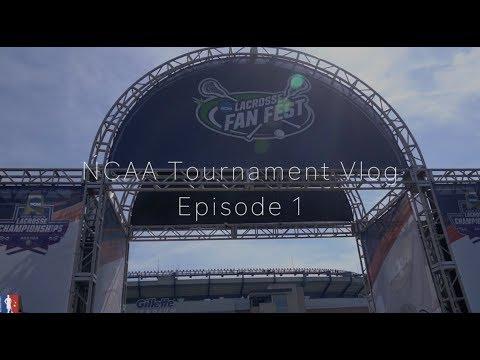 NCAA DI Men's Final Four Vlog : Episode I