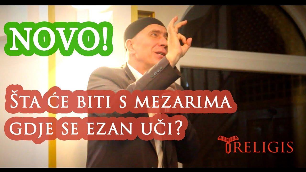 🔴NOVO! Hafiz Husejn Cajlakovic - Šta će biti s mezarima gdje se ezan uči?