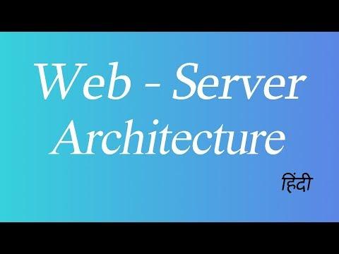 Web Server Architecture (Hindi)
