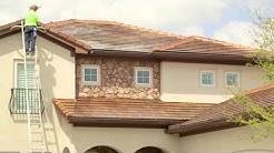 Drone Footage - Soft Roof Washing - Jacksonville, FL - Krystal Klean
